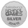 School-Games-Silver-Award-2014-15