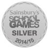 School-Games-Silver-Award-2014-15