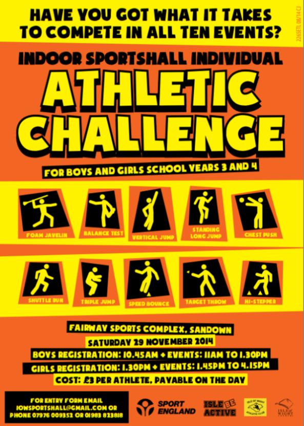 Athletics Challenge