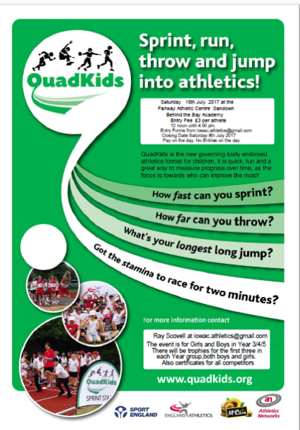 Quad Kids July 17